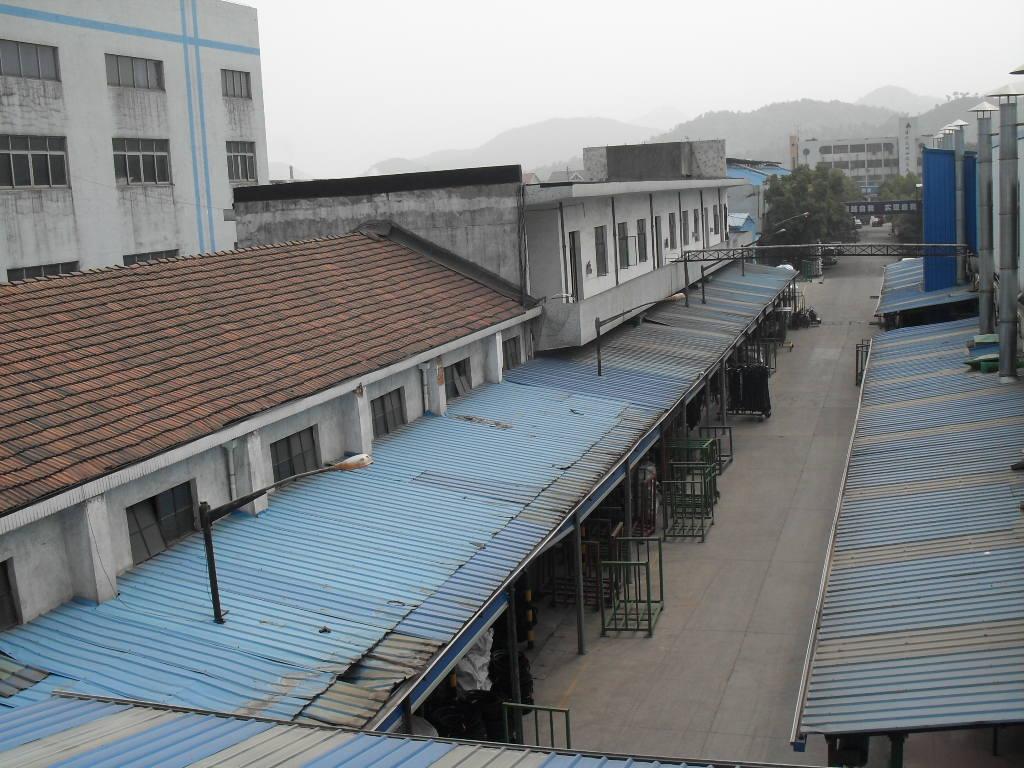 浙江三力士橡胶股份有限公司拆迁