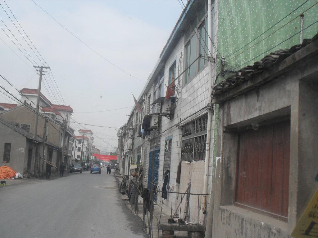 镜湖新区高教园区合心、强头村拆迁