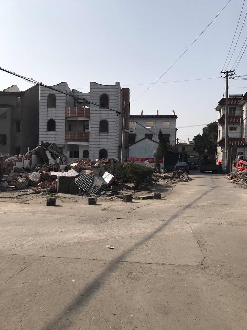 东浦镇向阳村拆迁评估