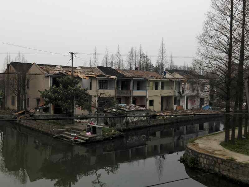 东湖村拆迁评估