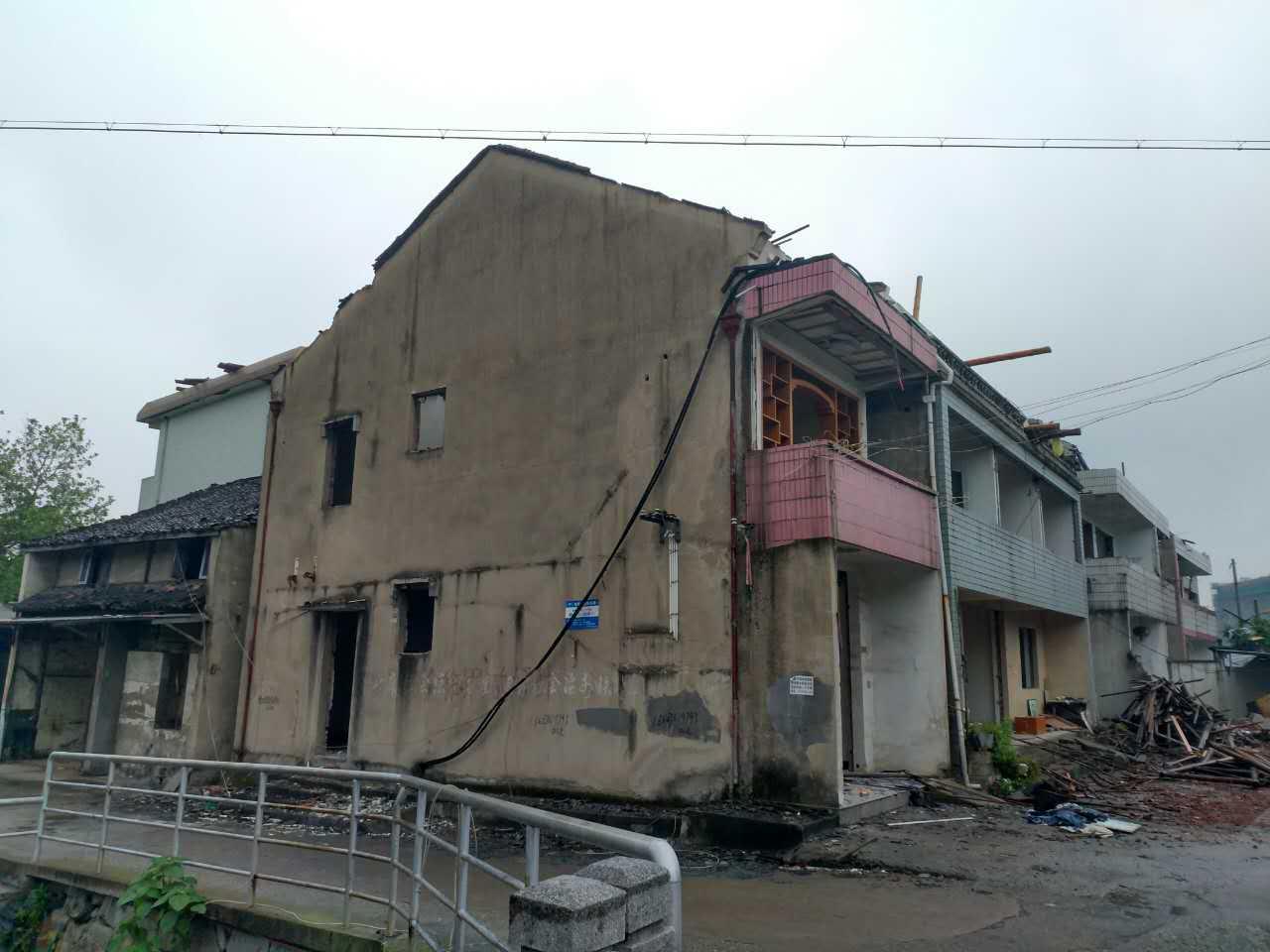 上虞百官街道钱江区块拆迁评估
